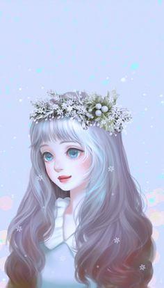 Pretty Anime Girl, Cool Anime Girl, Beautiful Anime Girl, Kawaii Anime Girl, Anime Art Girl, Cartoon Girl Images, Cute Cartoon Girl, Pretty Art, Cute Art