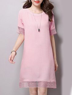 dress and coat Short Lace Dress, Short Sleeve Dresses, Casual Formal Dresses, Country Dresses, Embroidery Fashion, Coat Dress, Pretty Dresses, Fashion Dresses, Fashion Coat
