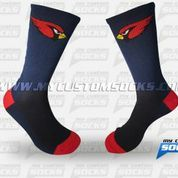 Elite Style socks designed by My Custom Socks for Spring Mills High School in Martinsburg, WV. Multisport socks made with Coolmax fabric. #Multisport custom socks - free quote! ////// Calcetas estilo Elite diseñadas por My Custom Socks para Mills High School en Martinsburg, WV. Calcetas para Multideporte hechas con tela Coolmax. #Multideporte calcetas personalizadas - cotización gratis! www.mycustomsocks.com