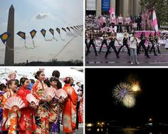 Best Ways to Enjoy the DC Cherry Blossom Festival: Attend the Special Events