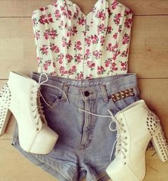 I love everything about this outfit #fashion #outfit #love