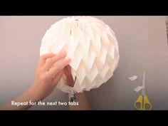 ▶ Fiber Lab Bubble Lamp Shade Assembly Guide - YouTube