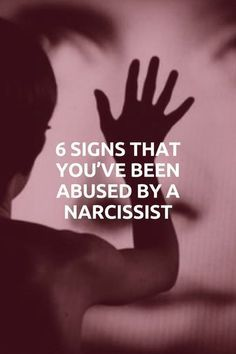 These are some clear signs that you have been the victim of narcissistic abuse.