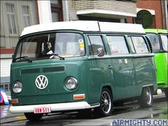 AirMighty.com : The Aircooled VW Site - Ninove 2008