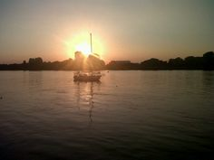 Escalda River - Antwerp