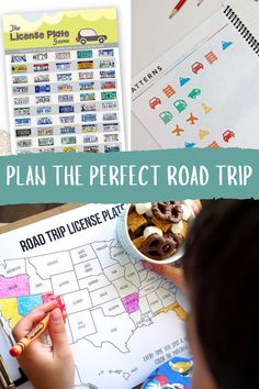 Printable Travel Games {47+ IDEAS} For Road Trips - Peachy Party Fun Reading Games, Fun Games, Games For Kids, Road Trip Games, Road Trips, Printable Maps, Printables, Summer Party Games, Bored Kids