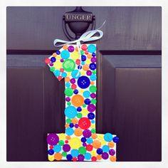 "1st birthday ""wreath"""