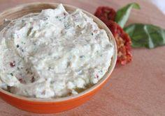 Mediterranean feta dip