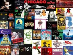 Musical theatre is my biggest hobby. I love to see it and i love to do it.