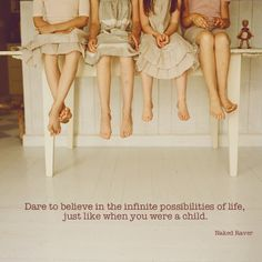 #Infinite possibilities