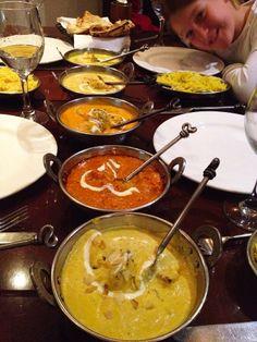 Restaurante indio Potli - Hammersmith, Londres, Reino Unido (Hammersmith, London, UK) - iPhone 4S & Camera+ Copyright © Juan Hernandez Orea 319-321 King St, Hammersmith, London W6 9NH, Reino Unido