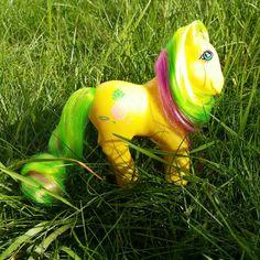 https://flic.kr/p/vbfrWi | Tootie Tails - Tropical Ponies