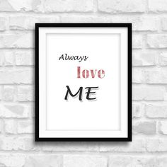 Love QuotesLove Printable Love GiftsLover by KeepItSimplePrint