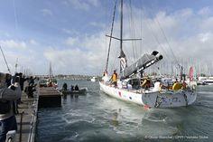Retour sur le Vendée Globe pour Didac Costa