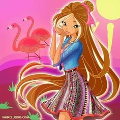 Flora Winx, Winx Club, Wallpaper, Memes, Cute Cats, Design Art, Disney Characters, Fictional Characters, Fairy