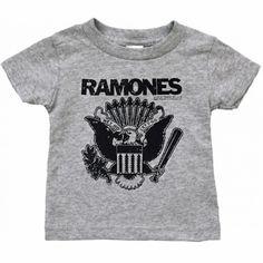 Sourpuss Ramones Hey Ho Strampler