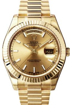 Discount Rolex Day Date II Watches