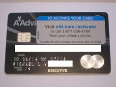 That's Fast, 3rd Citi AA Exec Card Arrives - Michael W Travels...