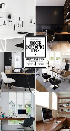 The best way to create a modern home office is to focus on the main areas and focal pieces of the space. This includes: the overall color scheme, the main furniture pieces (desk and chair), and the lighting. Color Scheme In the home office pictures in the mood board above, you can see that all […]