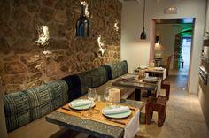 Hotspot: Giri Café Space Ibiza, Conference Room, Table, Furniture, Home Decor, Decoration Home, Room Decor, Tables, Home Furnishings