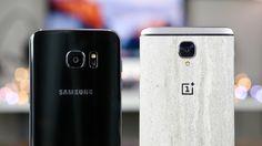 OnePlus 3 vs S7 Edge Camera Comparison