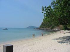La playa de Ao Prao en la isla de Koh Samed