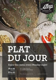 8 restaurant menu design tips #restaurantmarketing