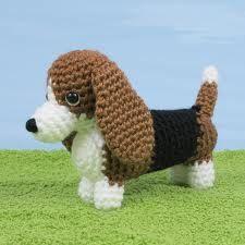 dachshund crochet pattern free - Google Search