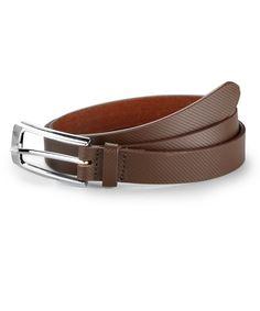 Brown Formal Ladies Belt