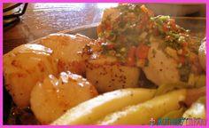 Fish scallops - http://www.motherslibrary.com/fish-scallops/