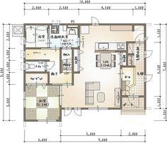Plan_215 Sims House, Room Planning, Floor Plans, Flooring, How To Plan, Architecture, Home, Arquitetura, Hardwood Floor