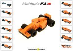 Mahjqa's F1 2G | by ZetoVince