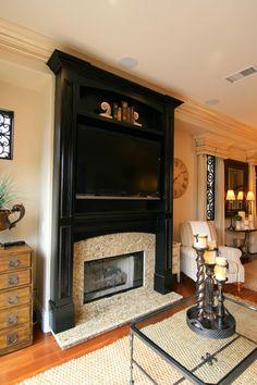 Black Granite Stone Fireplace Mantel indoor Fireplace Buy