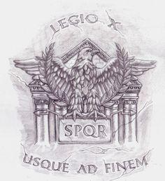 traditional__roman_eagle_tattoo_by_adielgalvan-d5bmcdv.jpg (900×985)