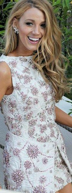 Blake Lively in Giambattista Valli Haute Couture