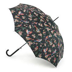 Prachtige stijlvolle paraplu van Cath Kidston die gemakkelijk opent met een druk op een knop. Verkrijgbaar bij Hipinderegen.nl