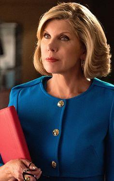Christine Baranski from The Good Wife - love her!tv