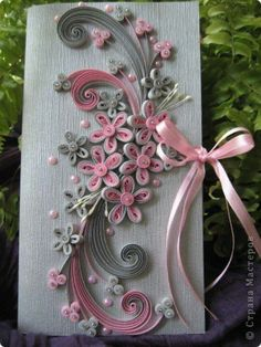 Lovely design ~ pretty colors