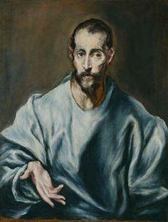 El Greco (Spanish) TitleSaint James the Elder