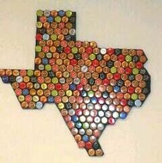 Bottle Cap Wall Art 20 creative bottle cap ideas (recycle crafts | creative