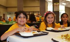 This summer, the school cafeteria comes to the kids