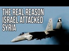 Storm Clouds Gathering   The REAL Reason Israel Attacked Syria. Get information from various news sources. Mainstream is short changing the public. Decide for yourself.