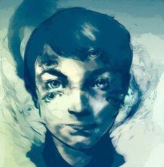 Multiple Boy by Stefan Tosheff