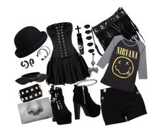 """""""School/ Anywhere outfit"""" by faithrocks168 ❤ liked on Polyvore featuring interior, interiors, interior design, home, home decor, interior decorating, Pieces, Boutique Moschino, Valentino and Jeffrey Campbell"""