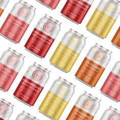 "28 aprecieri, 5 comentarii - Logo & Branding Design (@elenadmtr_) pe Instagram: ""Mixtini Cocktail Packing Design - Mixtini is a new project that contains 8 types of ready-made…"" Logo Branding, Branding Design, Tequila Sunrise, Mai Tai, Triple Sec, Graphic Design Inspiration, Rum, Cocktails, Packing"