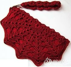 hand crochet purse pattern