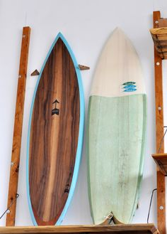 Good lord that board with the blue trim is gorgeous (woodshop sf)
