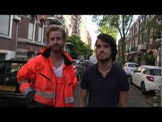 Streetlab - Werken als vuilnisman - YouTube