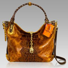 Marino Orlandi Large Satchel Bags & Handbags for Women Large Crossbody Bags, Purse Crossbody, Italian Handbags, Large Purses, Bago, Fashion Handbags, Orlando, Leather Handbags, Bucket Bag