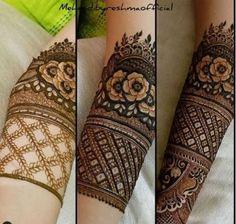Mehndi Design By - BRIDAL mehndi ideas~mehendi~henna designs - Indian Henna Designs, Basic Mehndi Designs, Latest Bridal Mehndi Designs, Henna Art Designs, Mehndi Designs 2018, Stylish Mehndi Designs, Mehndi Designs For Girls, Wedding Mehndi Designs, Dulhan Mehndi Designs